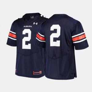 Auburn Jersey Navy Mens #2 College Football 291337-144