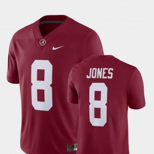 Alumni Football Game #8 Crimson Julio Jones Alabama Jersey Player Men 919947-646