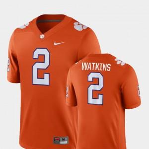#2 Game Sammy Watkins Clemson Jersey College Football Orange Mens 306753-544
