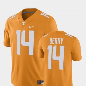 Player Mens #14 Tennessee Orange Eric Berry UT Jersey Alumni Football Game 591545-958