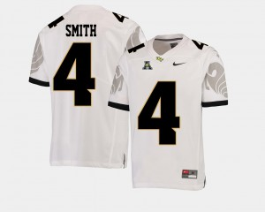Tre'Quan Smith UCF Jersey #4 Mens American Athletic Conference White College Football 726152-751