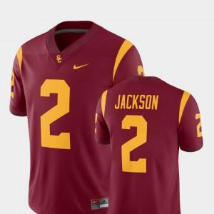 Alumni Player Adoree' Jackson USC Jersey Cardinal Mens College Football #2 219415-541