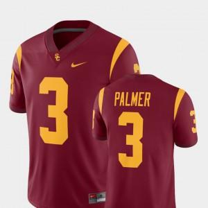 #3 Alumni Player Mens Cardinal College Football Carson Palmer USC Jersey 464847-621
