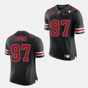 College Football Black Joey Bosa OSU Jersey For Men's #97 243261-818