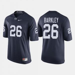 Men College Football Navy Saquon Barkley Penn State Jersey #26 934592-269