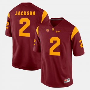 #2 Pac-12 Game For Men Adoree' Jackson USC Jersey Red 395167-800