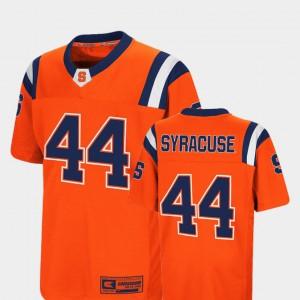 #44 Youth Colosseum Syracuse Jersey Orange Foos-Ball Football 209521-439